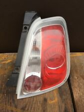 Fiat 500 Driver Side Rear Light 2008/2015
