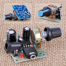 LM386 Audio Power Amplifier Board Mini Micro AMP Module DIY Adjustable Volume