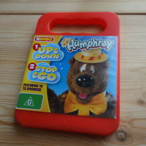 HUMPHREY Up & Down & Stop & Go 2 Disc DVD with 10 TV Episodes CHILDRENS Family
