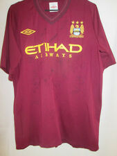 Manchester City 2012-2013 Squad Signed Away Football Shirt with COA /15969