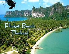 Thailand PHUKET BEACH Travel Souvenir Fridge Magnet