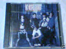 NEW KIDS ON THE BLOCK No more games the remix album cd