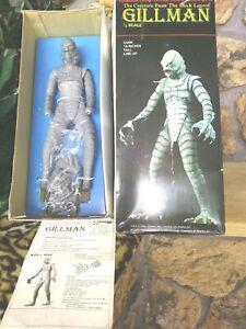 TSUKUDA CREATURE FROM THE BLACK LAGOON, GILLMAN JUMBO FIGURE KIT 1982, 1:5, MIB