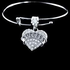 Success bracelet Successful bracelet Sign of success bangle succeeded charm gift