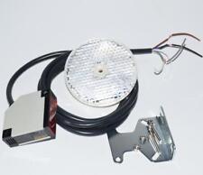 Reflective Infrared Photocell 12/24v PhotoEye Beam Sensor Sliding Gate Operators