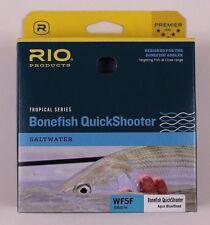 Rio Bonefish QuickShooter WF5F Aqua Blue Sand Free Expedited Shipping 6-20277