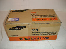 Samsung SF-6800D6 SF-6800/SF6900 Toner Cartridge