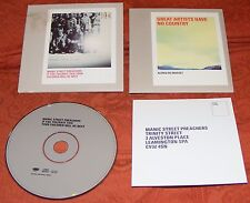 Manic Street Preachers Rare CD If You Tolerate This Your Children Will Be Next