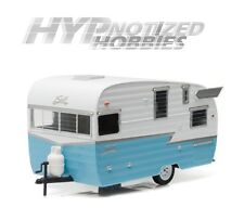 GREENLIGHT 1:24 TRAILER - SHASTA 15' AIRFLYTE DIE-CAST BLUE 18229