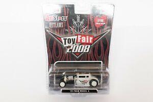 MAISTO ALLSTARS 2008 Toy Fair 1 of 2008 limited edition ULTRA RARE