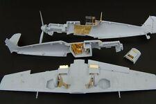 Brengun Models 1/72 MESSERSCHMITT Bf-109E Fighter Photo Etch Update Set
