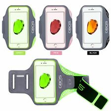 GBOS® Adjustable Gym Armband For iPhone 8 Running Jogging Exercise Workout Case