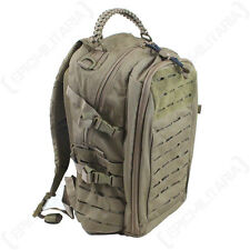 DARK COYOTE LASER CUT Molle RUCKSACK 20L Regular Assault Pack BACKPACK Army