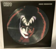LP KISS Gene Simmons (PICTURE DISC Vinyl, LILITH 2006) NEW MINT