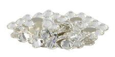 Swarovski Flatback Rhinestones - Crystal - 1 Gross (144pk)