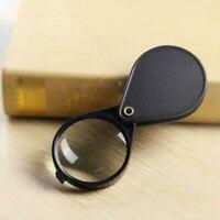 OL Falten 5X Mini Pocket Schmuck Lupe Lupe Augenglas Lupe 2018 Hot P7M3 V9J I8Z5