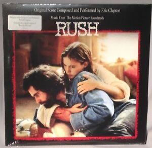 LP SOUNDTRACK Rush ERIC CLAPTON (RSD 2018, CANADA) NEW MINT SEALED
