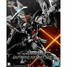 BANDAI 5057697 1:100 Gundam Astray Noir Hi Resolution Plastic Model Kit