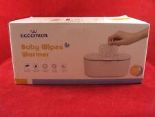 Wipe Warmer Eccomum Baby Wipe Warmer with Soft Lighting, High Capacity NEW!!