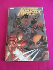 The New Avengers , Marvel comic book Vol.2 - Hardcover edition, Bendis,