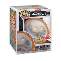 💥Avatar The Last Airbender Funko Pop! Aang Glow In The Dark - TARGET EXCLUSIVE