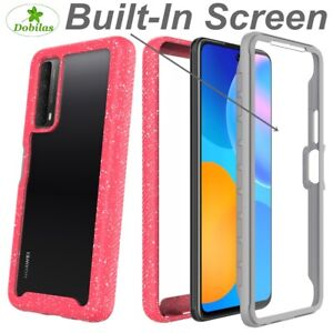 Case For Huawei P30 P40 Lite P Smart 2020 Cover Clear Case Full Body Shockproof
