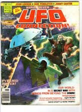WoW! Marvel Preview #13 / UFO Comic! Close Encounters of John Lennon & Carter!