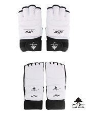 Pine Tree Wt Taekwondo Gloves And Foot Protector Set Tkd Sparring & Tournament
