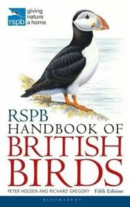 RSPB Handbook of British Birds: Fifth edition (Paperback Book)