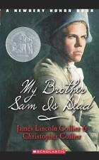 My Brother Sam Is Dead (A Newberry Honor Book)-ExLibrary