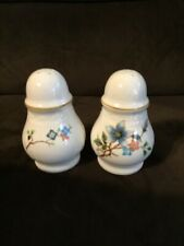 MIKASA RENAISSANCE MONIQUE SALT & PEPPER SHAKERS SET