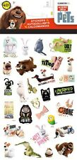 Scrapbooking Stickers Crafts Secret Life of Pets Tattoo Obey Liberated Ozone X4