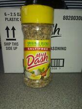 Mrs Dash Salt Free Original Seasoning 2.5 Ounce  10/12/2020