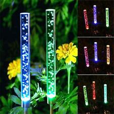 Solar Lights Garden LED Decorative Lights Path Walkway Landscape Lawn Yard