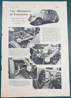 1949+Citroen+Car+Article+Print+Ad+The+Motor+Magazine+October+Auto+Sports+2-page