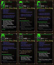 Diablo 3 RoS PS4 [SOFTCORE] - Unhallowed Essence Demon Hunter Set [Ancient]