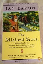 The Mitford Years Audio Books 4 Jam Karon  12 Hours On 8 Cassettes