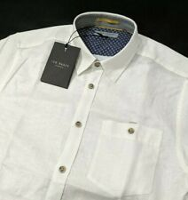 bf51ed7f6 Ted Baker Men s Cotton Short Sleeve Casual Shirts   Tops for sale