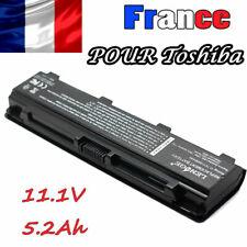 Cell Batterie PA5024U-1BRS PA5025U-1BRS PABAS259 PABAS261 pour Toshiba 5200mAh
