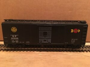 HO Athearn Southern Pacific Overnight 40' Boxcar SP #97628 UP WP MP D&RGW T&P