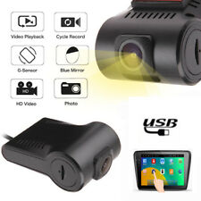HD 720P USB Car DVR Hidden Camera 140° Driving Video Recorder Dash Cam Android