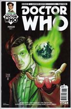 Doctor Who, The Eleventh Doctor, Year 3 #8 - Titan 2017, Cover A