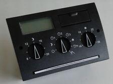Heizungsregler Steuerung EBV GAMMA 233B Set mit Fühler und Klemmen