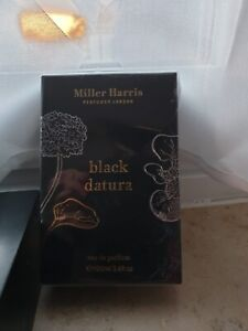 Miller Harris Black Datura Eau de Parfum 100 ml Neu OVP 175€ uvp Luxus Duft