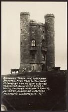 More details for worcestershire - broadway - broadway tower - vintage real photo postcard
