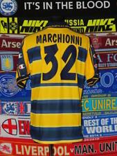 4.5/5 Parma adults XL #32 Marchionni original football shirt jersey trikot