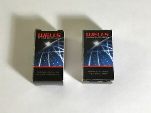 1966-67 CHEVY NOVA DOOR JAM SWITCHES A PAIR OF TWO BRAND NEW IN BOXES