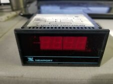 NEW NEWPORT Q9000F VOLTAGE DIGITAL PANEL METER