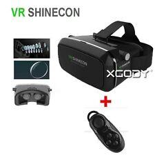 Nueva venta caliente y caja 3D gafas de realidad virtual 2.0 versión VR shinecon