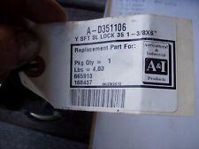 D351106 IMPLEMENT TRACTOR YOKE QUICK DETACH SPRING LOCK COLLAR JOHN DEERE